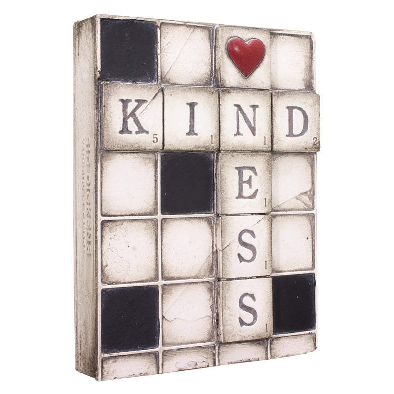 Kindness WP04 - Sid Dickens Memory Block