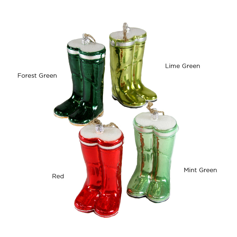Garden Wellies Decoration