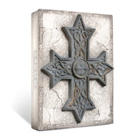 Ancient Cross T489 - Sid Dickens Memory Block
