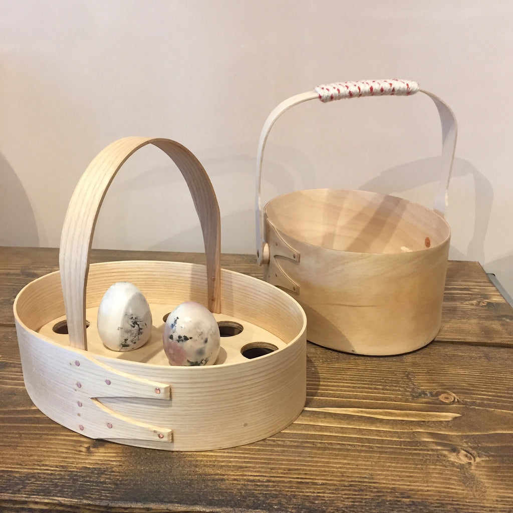 Shaker Style Egg & Carrier Workshop - 1st June 2019