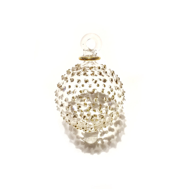 Small Gold Jubilee Bauble