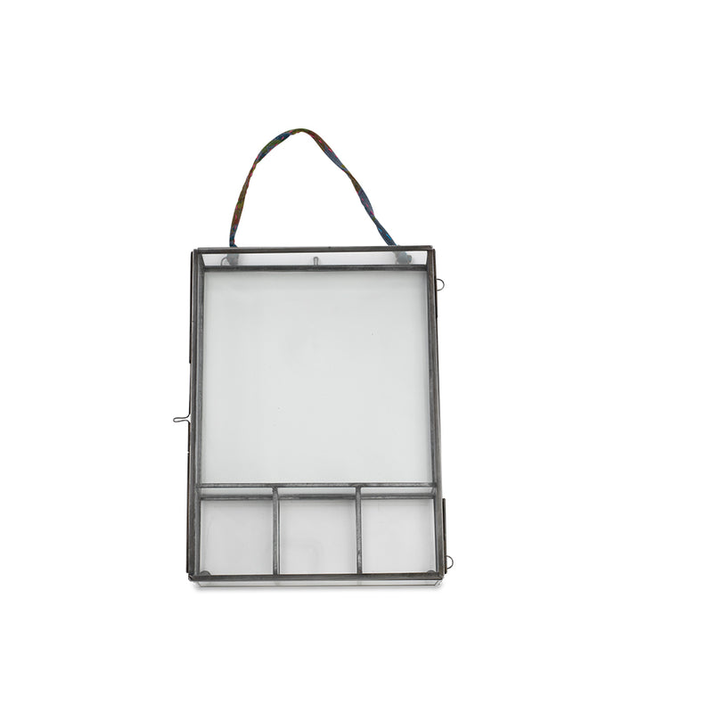 Medium Zinc Box Frame