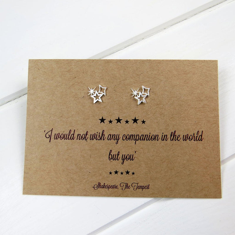 The Tempest Star Earrings