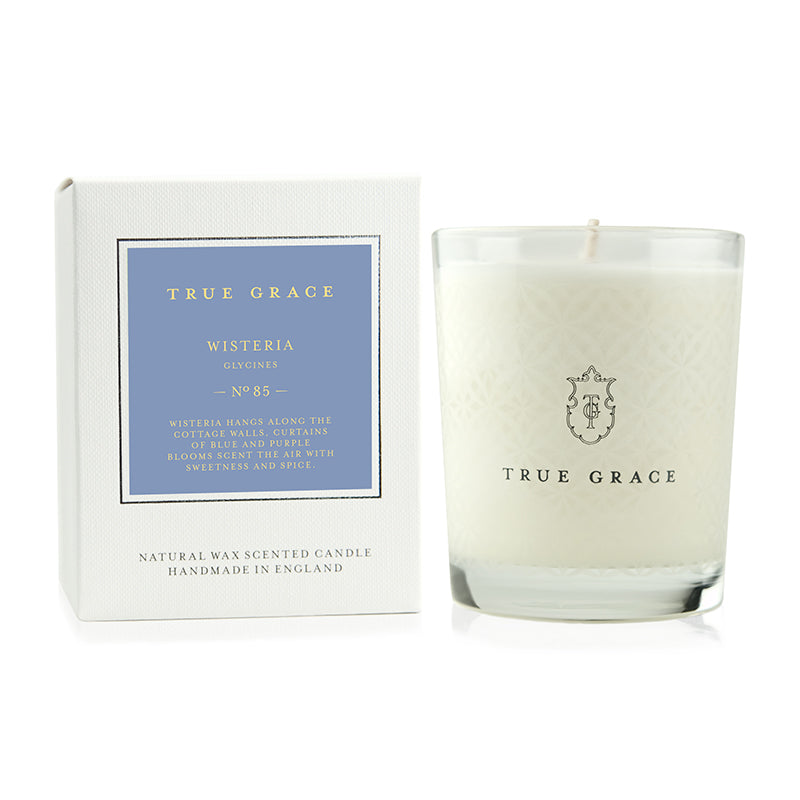 True Grace Wisteria Candle