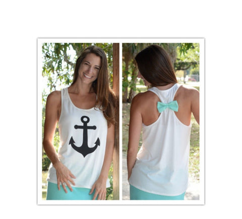 Anchor w/ Bow Tank