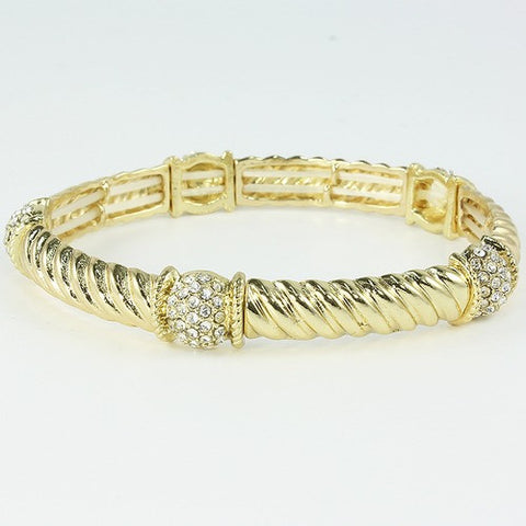 Golden Accent Bracelet
