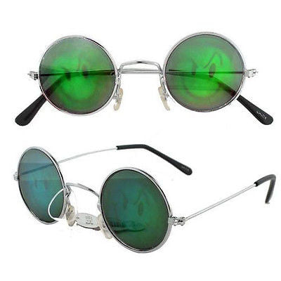 Hologram Smiley Face Glasses