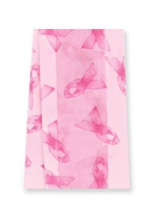 Ribbon of Hope Breast Cancer Awareness Scarf
