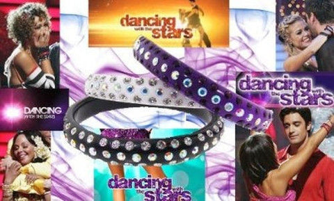 Dancing With The Stars - Crystal Bangle Bracelet