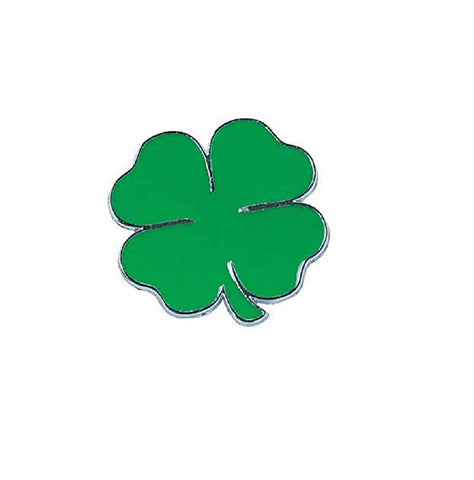 Shamrock Pin, Gift-Boxed