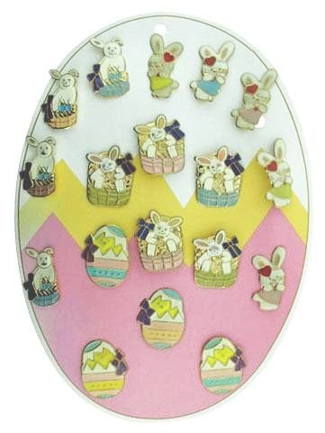 Easter Brooch /  Pin