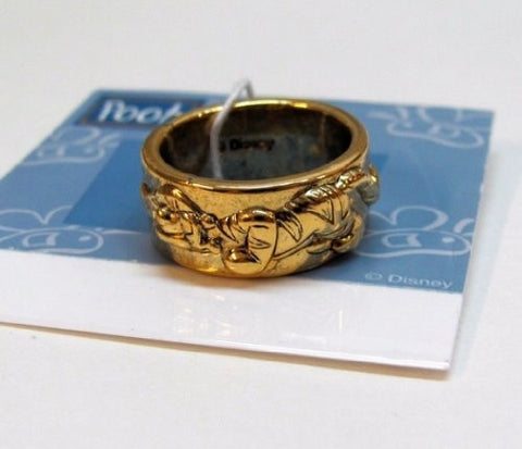 Winnie The Pooh Golden Tigger Ring