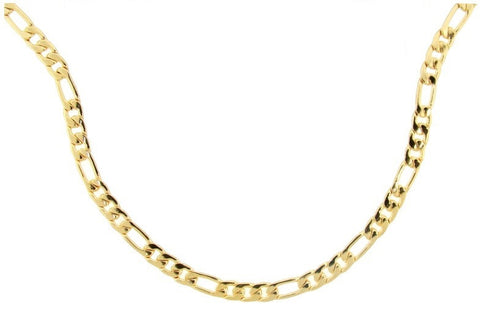 18K GP Soprano Gold Chain Necklace