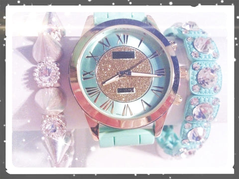 Blue Angel Watch Stacking Set
