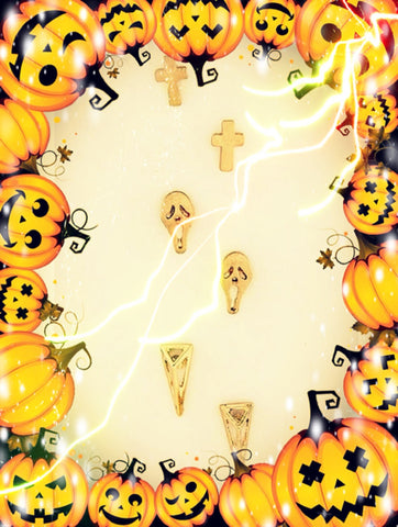Halloween Trio Earrings