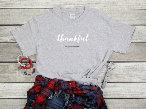 Thankful Gratitude TShirt