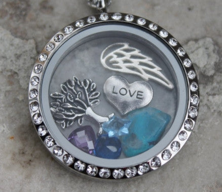 Custom Memory Necklace