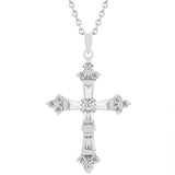 Brilliant Cross Pendant