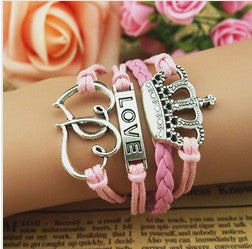 Princess Stacking Bracelet