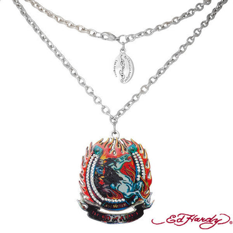 Ed Hardy® Dead or Alive Necklace