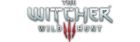 The Witcher 3 logo graphic.