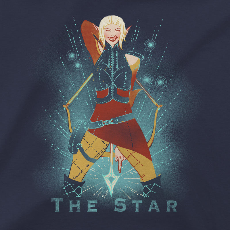 View 2 of Dragon Age The Star Women's Dolman photo.