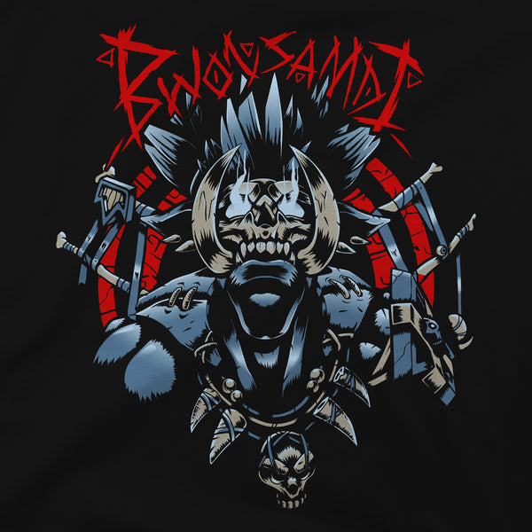 View 2 of World of Warcraft Bwonsamdi Premium Tee photo. alternate photo.