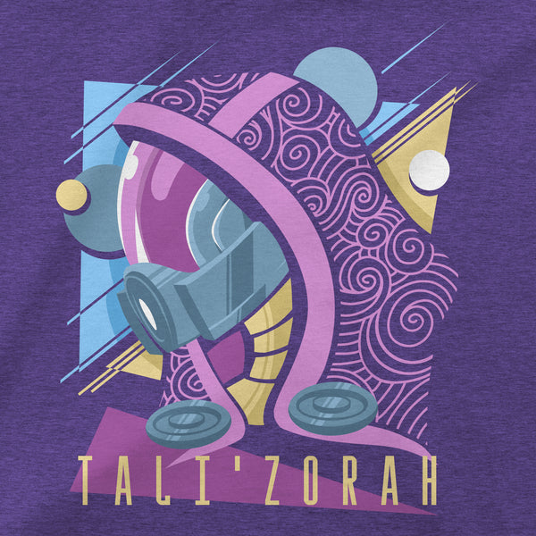 View 2 of Mass Effect Totally Tali Women's Tee photo. alternate photo.