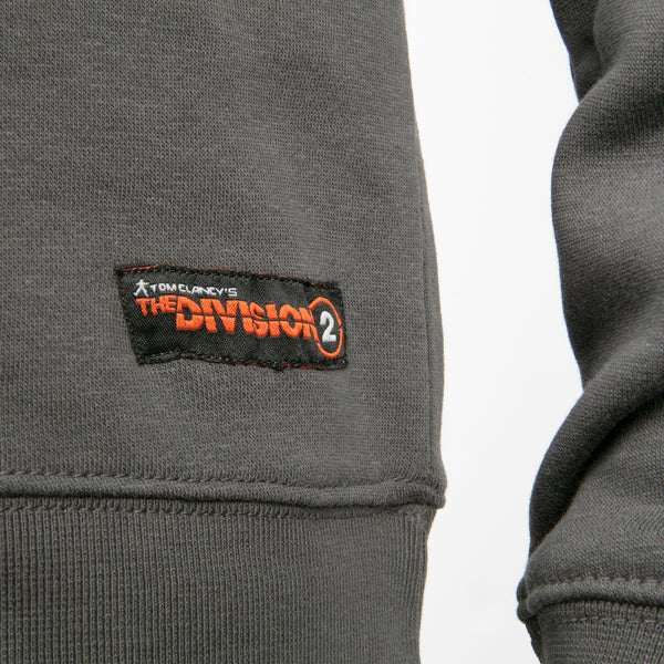 View 2 of The Division 2 Sharpshooter Crew Neck Sweatshirt photo. alternate photo.