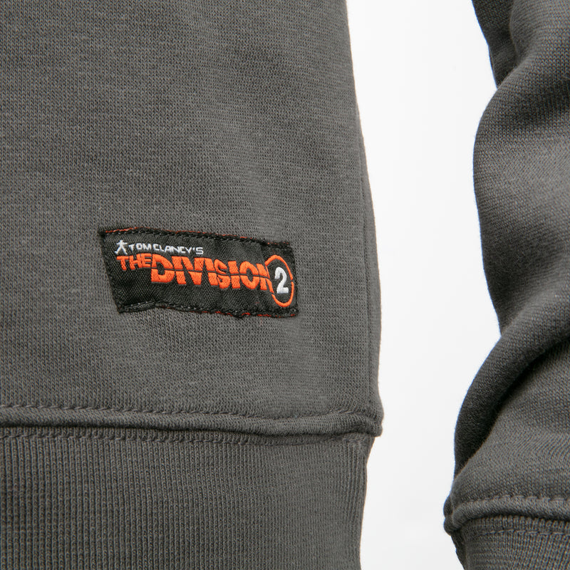 View 2 of The Division 2 Sharpshooter Crew Neck Sweatshirt photo.