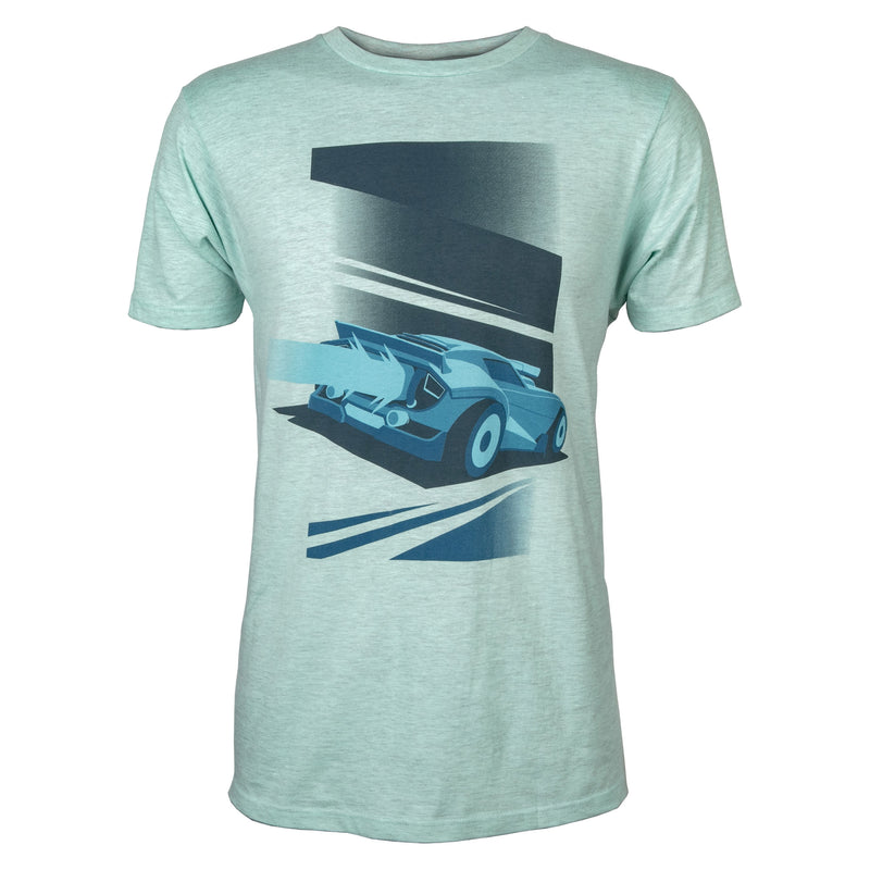 View 1 of Rocket League Rear View Premium Tee photo.