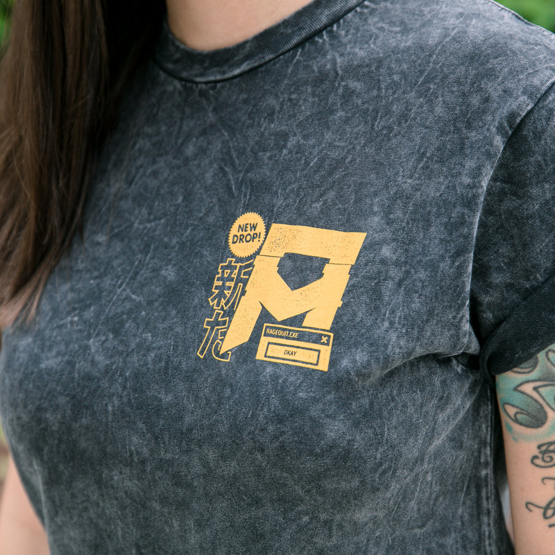 View 6 of Anne Munition Hyper Stock Premium Tee photo.
