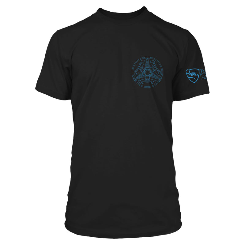 View 2 of Rocket League Jager Club Premium Tee photo.