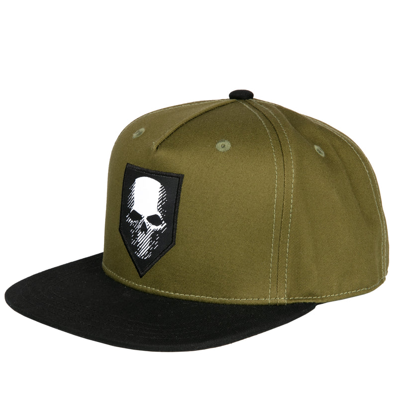 View 1 of Ghost Recon Breakpoint Ghosts Badge Snapback Hat photo.