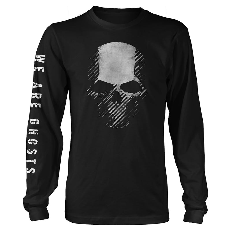 View 1 of Ghost Recon Breakpoint Ghosts Logo Long Sleeve Tee photo.