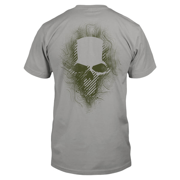 View 1 of Ghost Recon Breakpoint Ghosts Map Pocket Tee photo. primary photo.