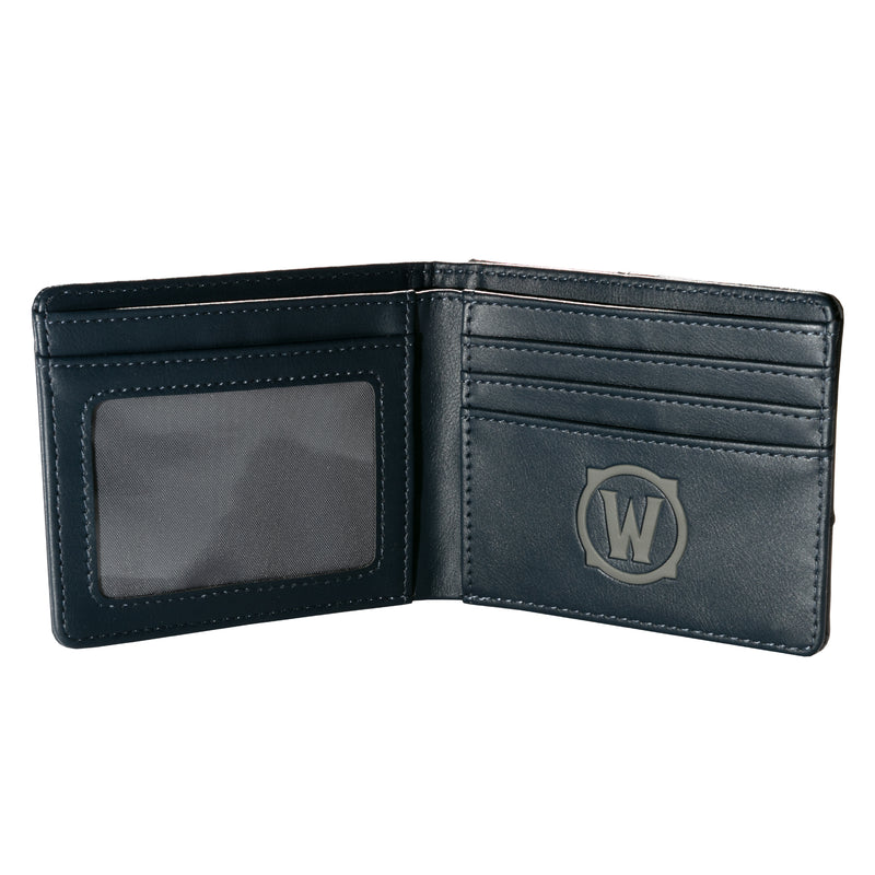 View 3 of World of Warcraft Alliance Loot Bi-Fold Wallet photo.