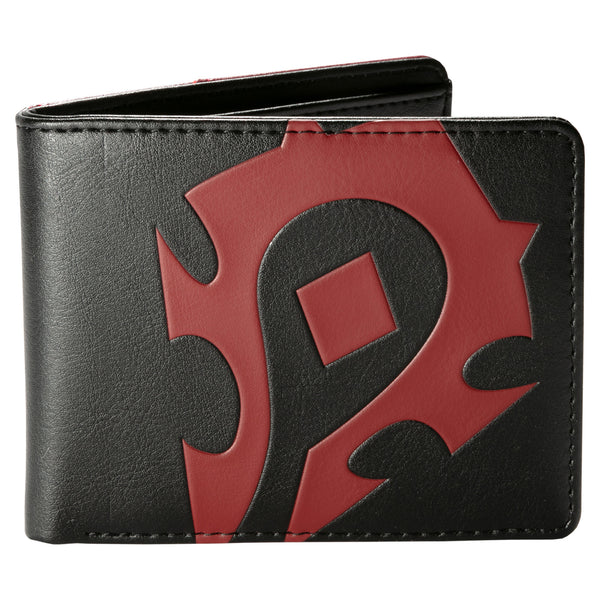 World of Warcraft Horde Loot Bi-Fold Wallet primary photo.