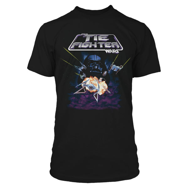 View 1 of Star Wars TIE Fighter Premium Tee photo. primary photo.