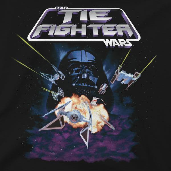 View 2 of Star Wars TIE Fighter Premium Tee photo. alternate photo.