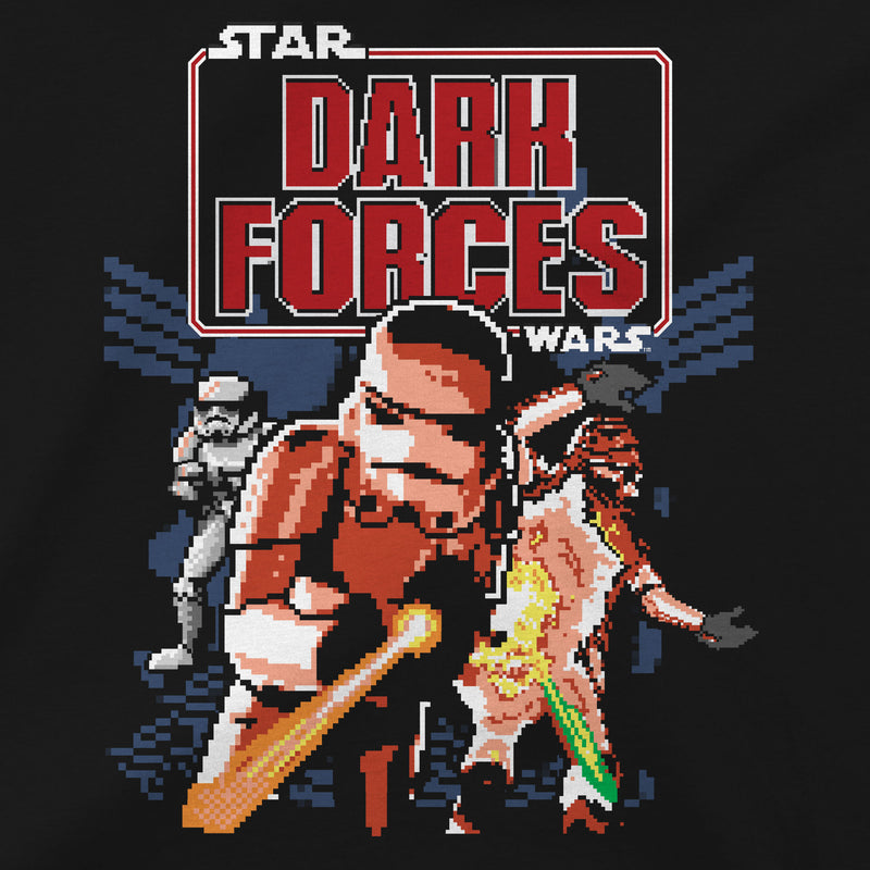 View 2 of Star Wars Dark Forces Premium Tee photo.