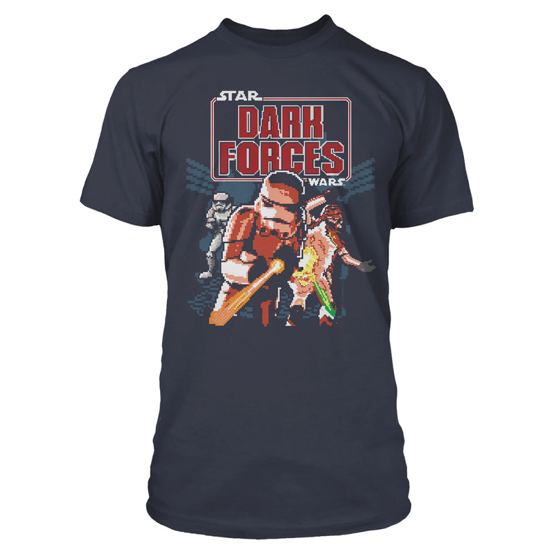View 1 of Star Wars Dark Forces Premium Tee photo.
