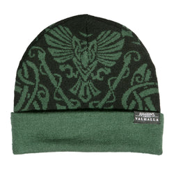 View 1 of Assassin's Creed Valhalla Winter Warrior Beanie photo.