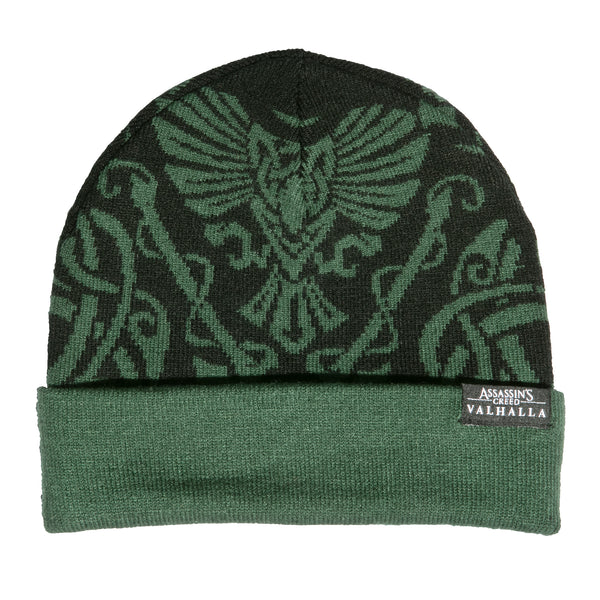 View 1 of Assassin's Creed Valhalla Winter Warrior Beanie photo. primary photo.