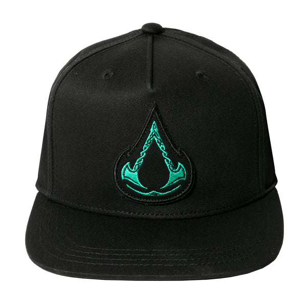 View 2 of Assassin's Creed Valhalla Icon Snapback Hat photo. alternate photo.