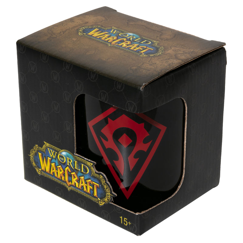 View 3 of World of Warcraft For the Horde Ceramic Mug photo.
