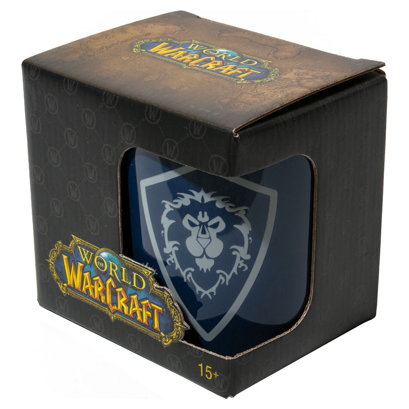 View 3 of World of Warcraft For the Alliance Ceramic Mug photo.