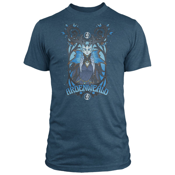 View 1 of World of Warcraft Shadowlands Winter Queen Premium Tee photo. primary photo.