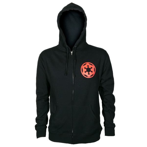 View 2 of Star Wars: Squadrons Titan Squadron Zip-Up Hoodie photo. alternate photo.