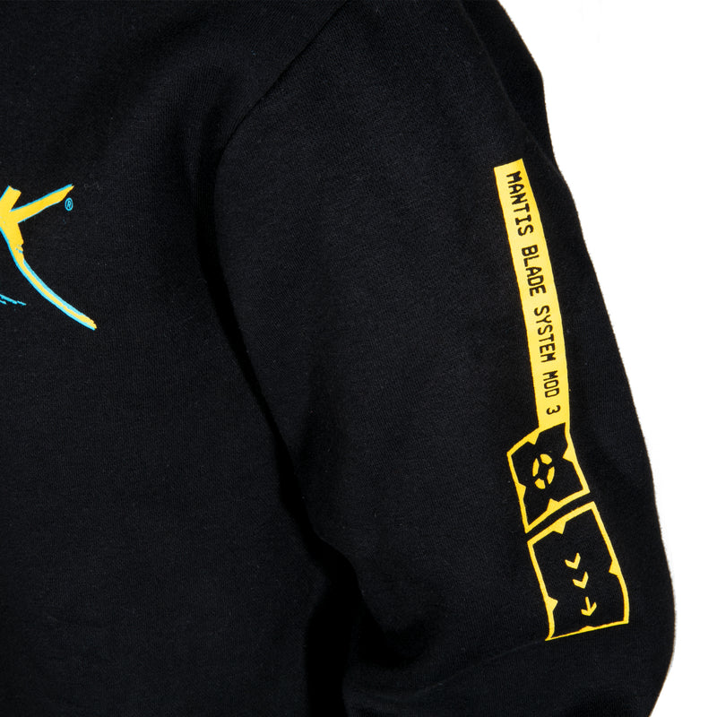 View 2 of Cyberpunk 2077 First Gig Pullover Hoodie photo.